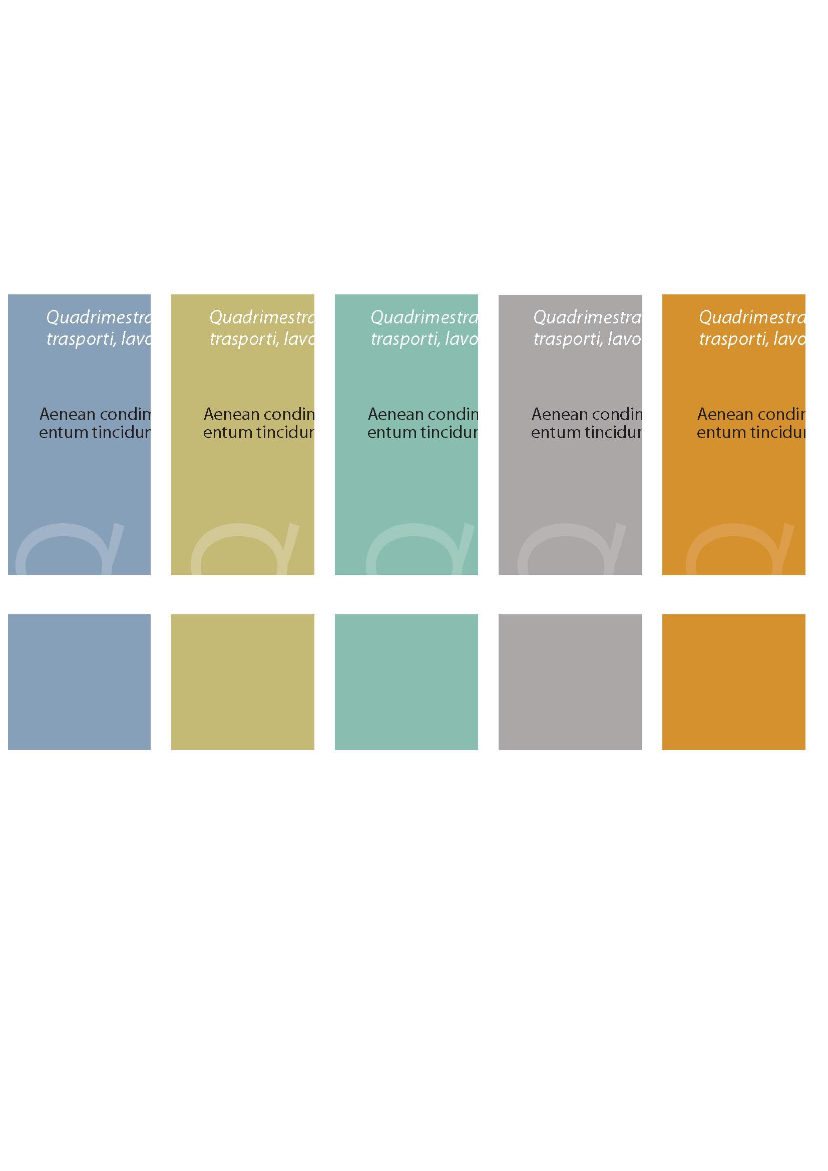schema colori