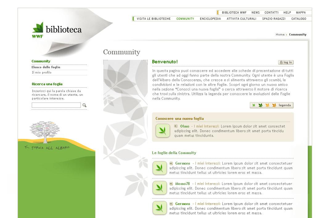 wwf-biblioteca-community